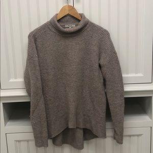 Madewell Turtleneck Wool sweater